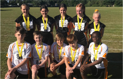 Theale Green awarded 'Gold Status' by the Youth Sports Trust for the fifth consecutive year.